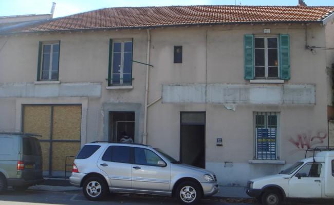 Ravalement fa ade immeuble villeurbanne - Cout ravalement facade immeuble ...