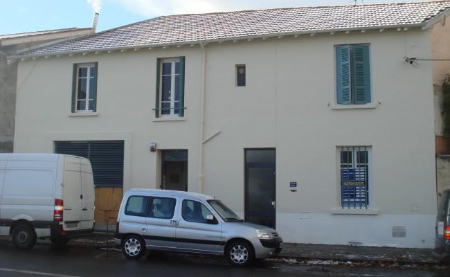 R novation et second oeuvre europe 69 constructioneurope - Cout ravalement facade immeuble ...