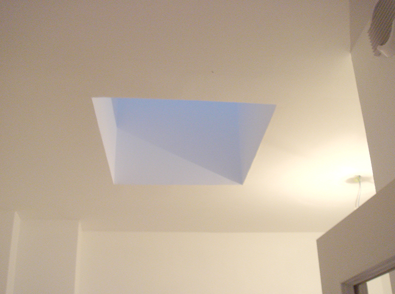 Renovation appartement villeurbanne - Velux puits de lumiere ...