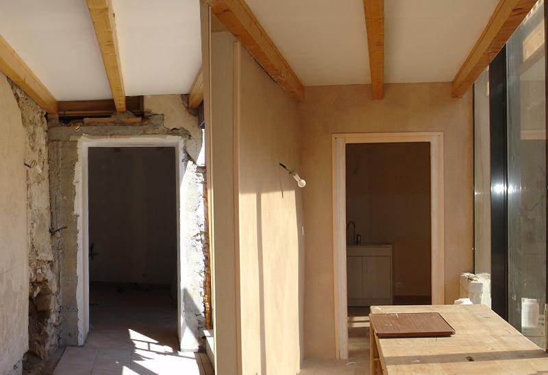 travaux construction et extension maison individuelle. Black Bedroom Furniture Sets. Home Design Ideas