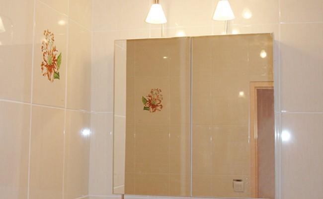 Rénovation salle de bain – maison à Charly
