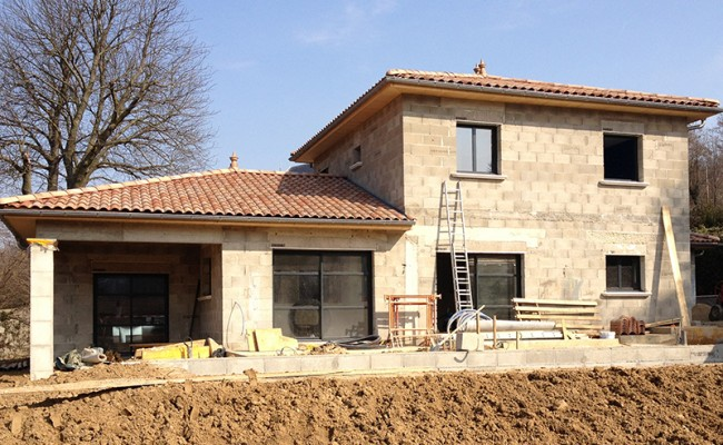 Construction maison individuelle for Cout construction maison individuelle