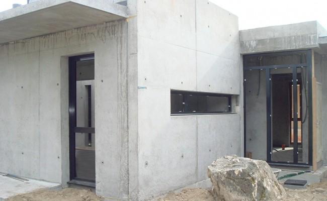 construction maison d'architecte à Soucieu-en-Jarrest