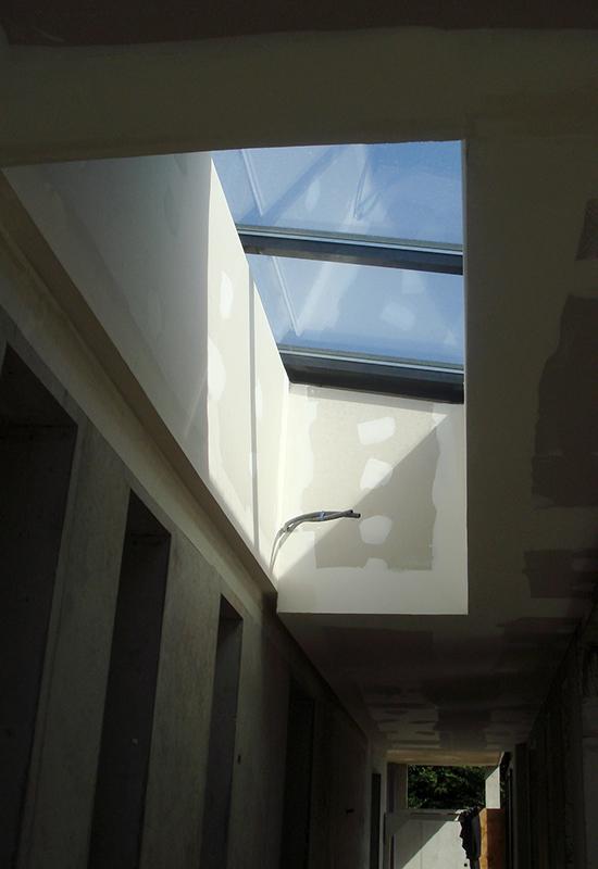 pose verriere toit maison architecte Soucieu-en Jarrest