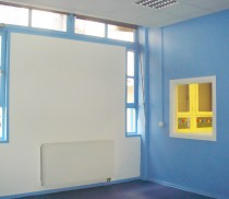 travaux de peinture pour une crèche à Lyon 6e - Europe 69 Construction