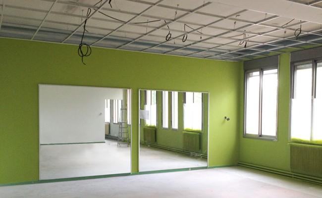 Rénovation école maternelle