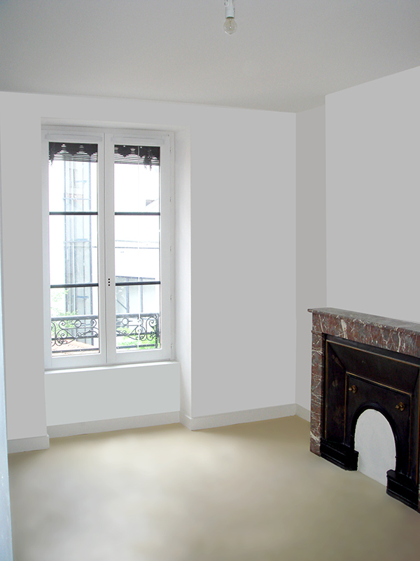 rénovation appartement villeurbanne